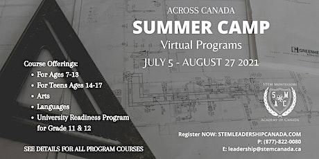 Summer Camp (Ontario) tickets