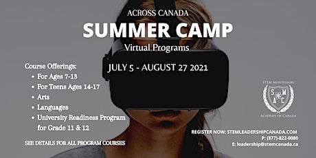 Summer Camp (Quebec) tickets