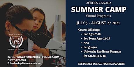Summer Camp (New Brunswick) tickets