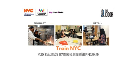 Train NYC Internship Program - Info Session tickets