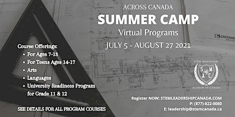 Summer Camp (Nova Scotia) tickets