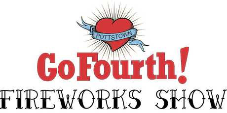 Pottstown GoFourth! Premium Parking Ticket Sale tickets