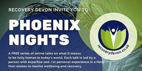 Recovery Devon Phoenix Nights-Body Positivity-Embracing The Skin We Live In tickets