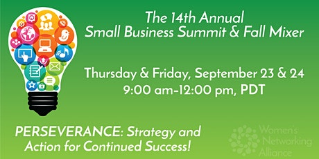 14th Annual Fall Mixer and Small Business Summit tickets