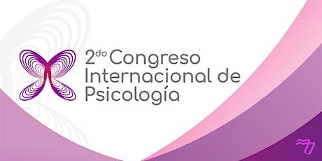 II Congreso  Internacional de Psicología - II International Congress of Psy entradas