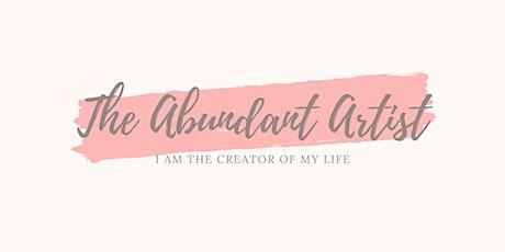 The Abundant Artist Weekly Talk tickets