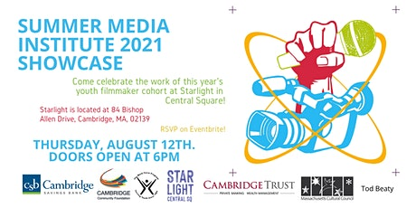 Summer Media Institute 2021 Showcase tickets