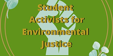 Environmental Justice Week tickets
