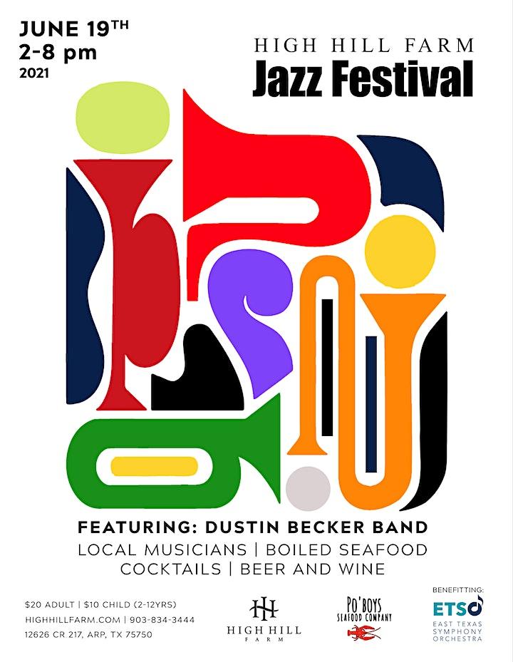 High Hill Farm Jazz Fest 2021 image