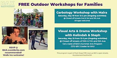 Outdoor Garbology Workshop with Maira tickets