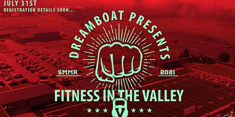 """5th Annual - FITNESS in the VALLEY  """"UNDER the LIGHTS"""" tickets"""