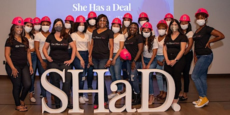 2021 She Has a Deal  Hotel Investment Pitch Competition  & Awards Luncheon tickets