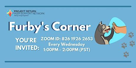 Furbys Corner tickets