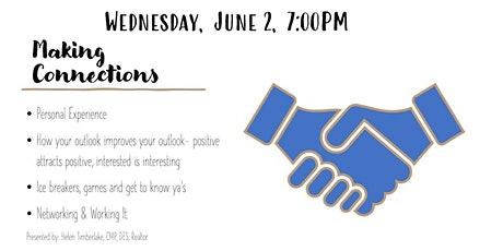 Summer Seminar Series - Making Connections tickets