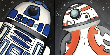 Partner/Pick A Side Painting: Star Wars tickets