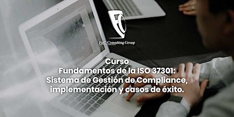 Fundamentos de la ISO 37301: Sistema de Gestión de Compliance. entradas