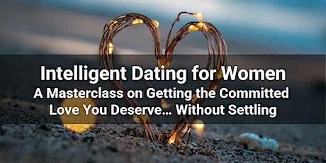 WARREN INTELLIGENT DATING FOR WOMEN tickets