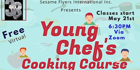 SFI Young Chef's Cooking Course tickets