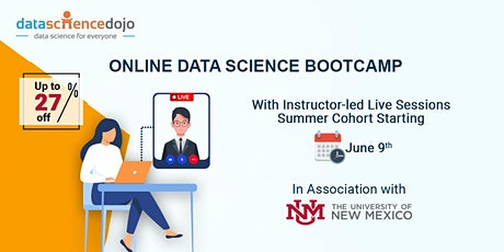Data Science Bootcamp: Summer Cohort tickets