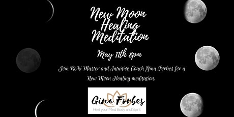 New Moon Healing Reiki Meditation tickets