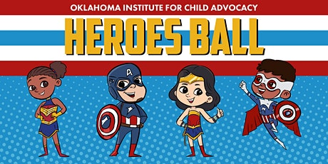 OICA Heroes Ball 2021 - Oklahoma City tickets