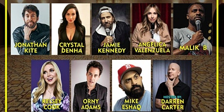 ROOSEVELT COMEDY-  May 15th Ballroom Live  show tickets