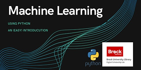 Machine Learning with Python tickets