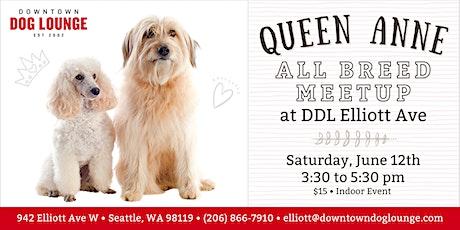 Queen Anne Neighborhood Dog Meetup at DDL Elliott - All Breeds tickets