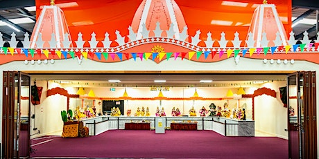 Mandir Visit Bookings  for Mon-Sat  from 6pm-7pm tickets