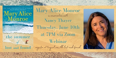 Mary Alice Monroe in conversation with Nancy Thayer tickets