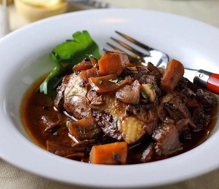 REfUSE Restaurant Night: French cuisine image