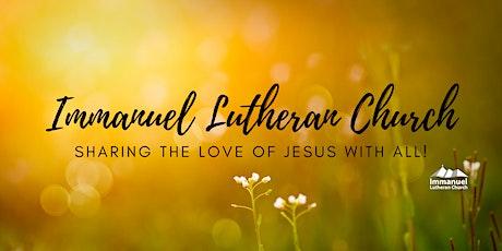 Sunday May 16th, 9am Worship Service billets