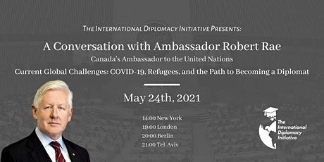 A Conversation with Ambassador Robert Rae tickets