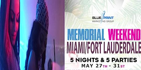 Memorial Weekend @ Club Euro 5 Nights & 5 Parties tickets