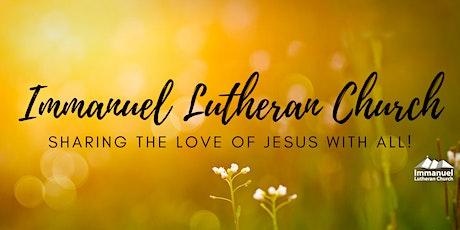 Sunday May 16th, 11am Worship Service billets