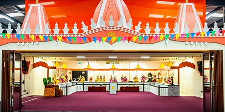 Mandir Visit Bookings  for Sundays from 4pm-5pm tickets
