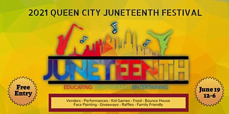 2021 Queen City Juneteenth Festival tickets