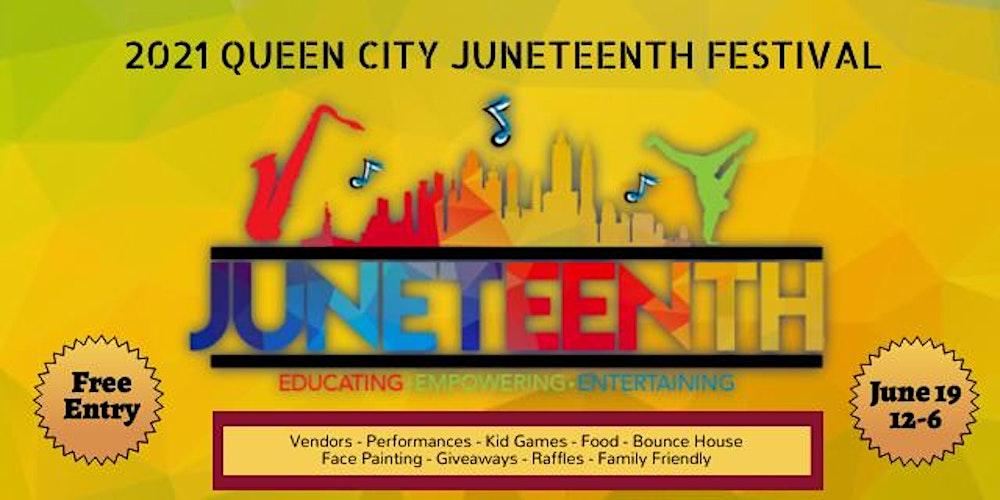 Christmas Show 2021 Charlotte Nc 2021 Queen City Juneteenth Festival Tickets Sat Jun 19 2021 At 12 00 Pm Eventbrite