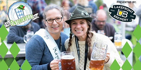 4th Annual Oktoberfest of Greater Racine presented by Lakefront Brewery tickets