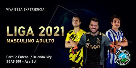 Liga 2021 ingressos
