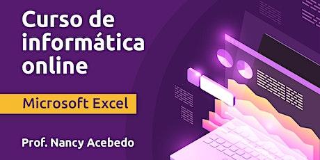 Curso de Excel (Nivel Inicial) entradas