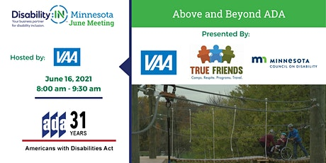 Disability:IN Minnesota's (VIRTUAL) June Member Meeting tickets