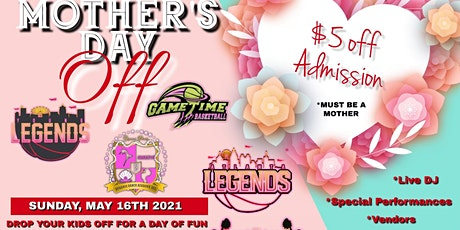 Mother's Day Off Legends Showcase tickets