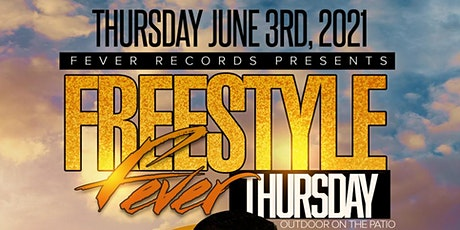 Freestyle Fever Thursday's Kick Off Party With Live Performance By Soave tickets