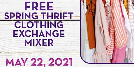 YHD: Spring  Thrift Mixer tickets