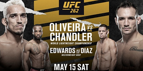 UFC 262: Oliveria vs Chandler  at Nashville Underground tickets