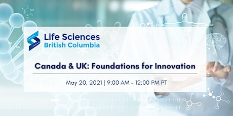 Canada & UK: Foundations for Innovation tickets