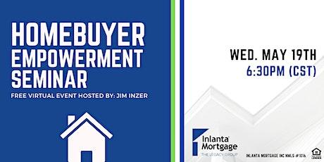 Homebuyer Empowerment Seminar - Inlanta Mortgage tickets