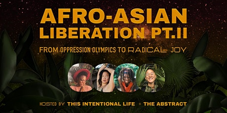 AFRO-ASIAN LIBERATION PT. II on CLUBHOUSE tickets
