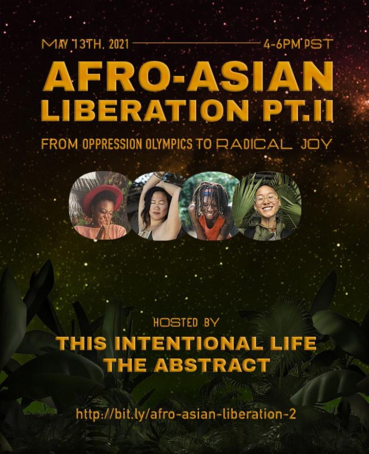 AFRO-ASIAN LIBERATION PT. II on CLUBHOUSE image